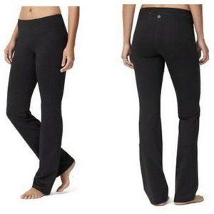 Athleta Black Pants Work It Out Athletic Yoga S